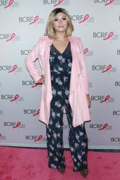 Francesca Curran – Breast Cancer Research Foundation Symposium and Awards Luncheon in NY