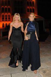 Francesca Dutton & Camilla Kerslake – BFI Luminous Fundraiser in London 10/03/2017