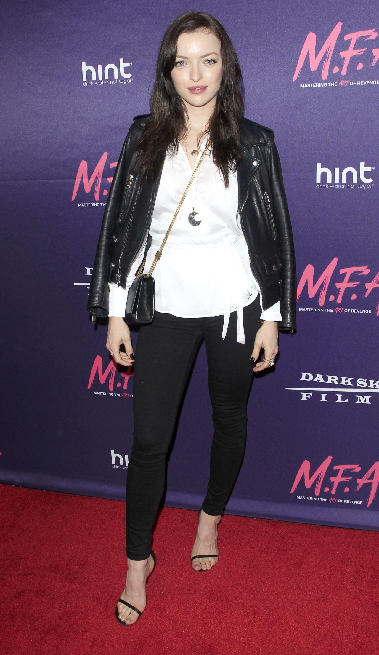 "Francesca Eastwood - ""M.F.A."" Screening in Los Angeles 10/02/2017"
