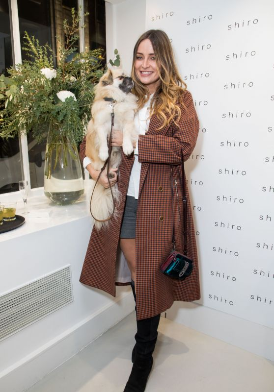 Fransesca Newman-Young – Shiro Launch Party in London