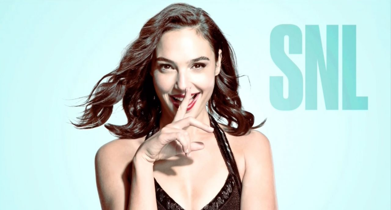 Gal Gadot - Photoshoot for Saturday Night Live, October 2017