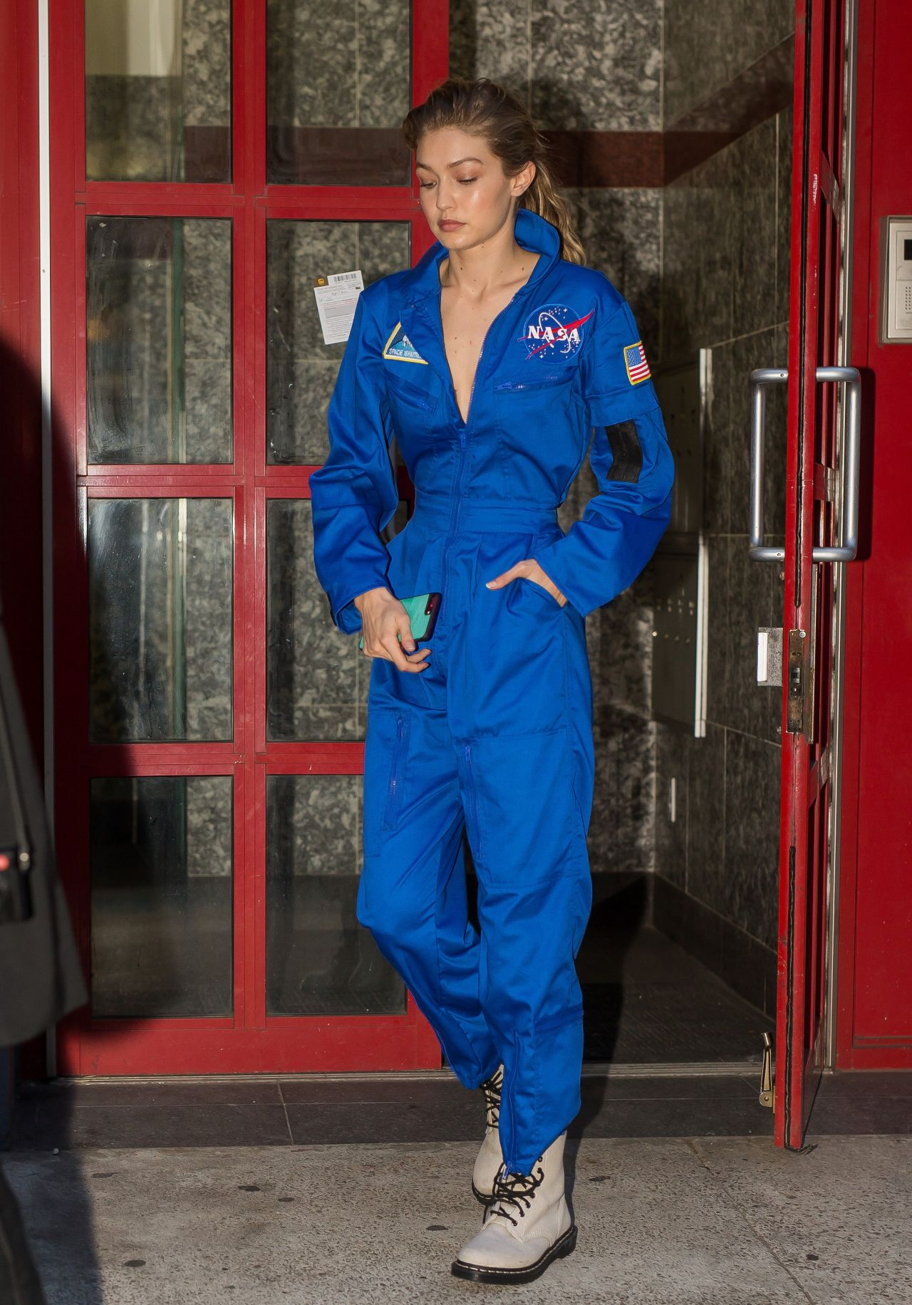 nasa jumpsuit blue - photo #19