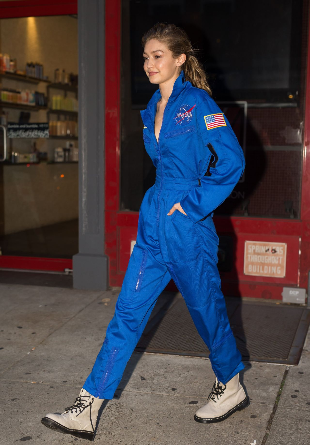 nasa jumpsuit blue - photo #18