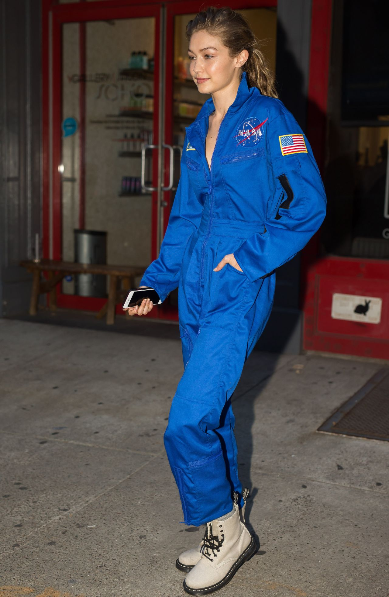 nasa jumpsuit blue - photo #40