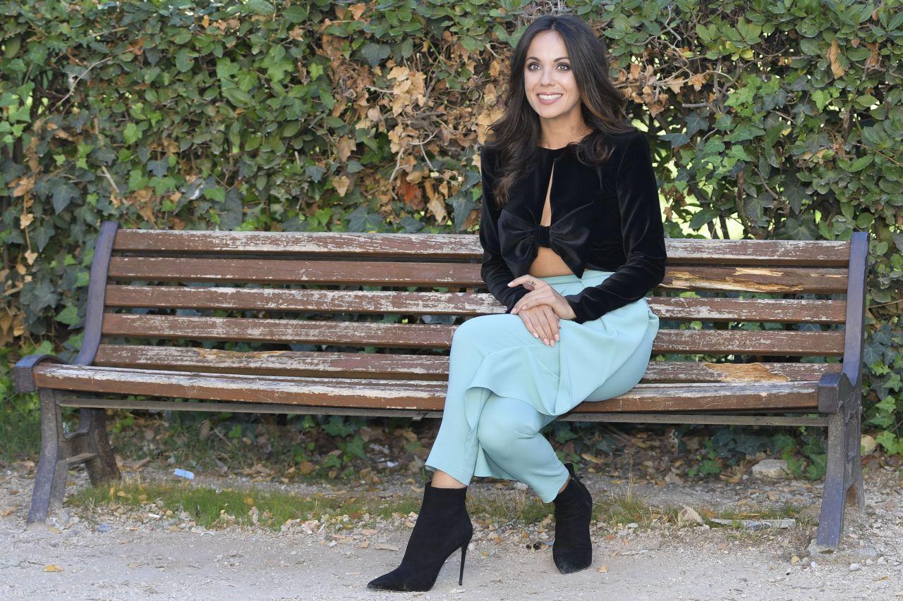 """Giulia Fiume – """"Sotto Copertura"""" TV Series Photocall in Rome 10/11/2017"""