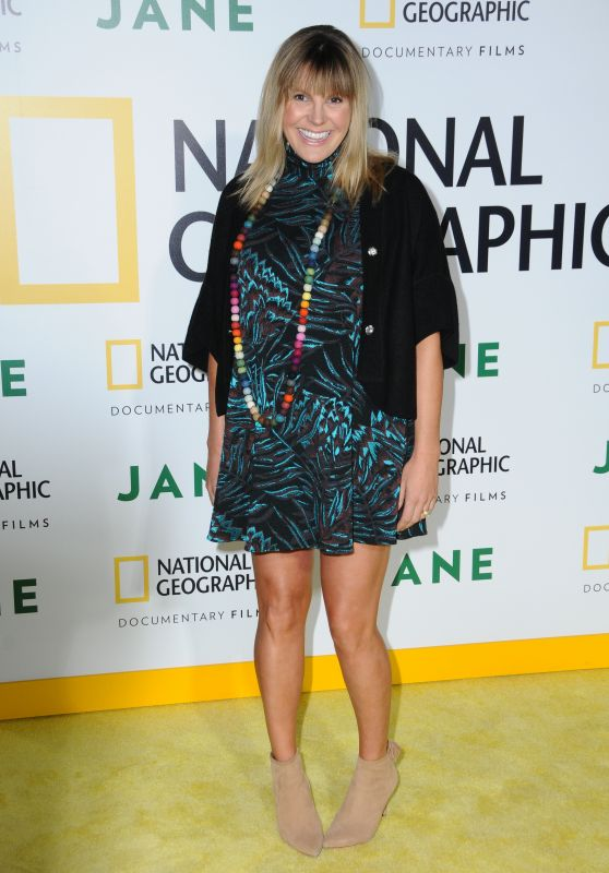 """Grace Potter – National Geographic Documentary Film's """"Jane"""" Premiere in LA 10/09/2017"""
