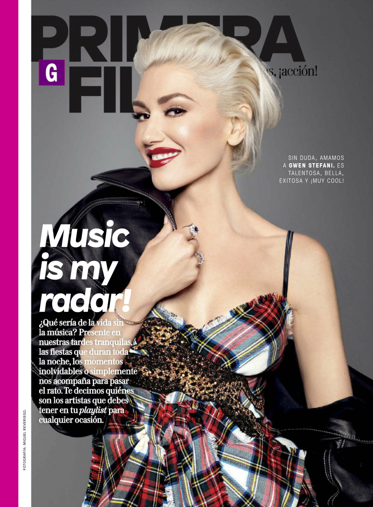 Gwen Stefani Latest Photos - CelebMafia Gwen Stefani