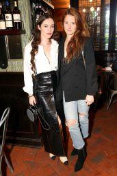 Hailey Gates – The Tribeca Chanel Women's Filmmaker Program Luncheon in NYC
