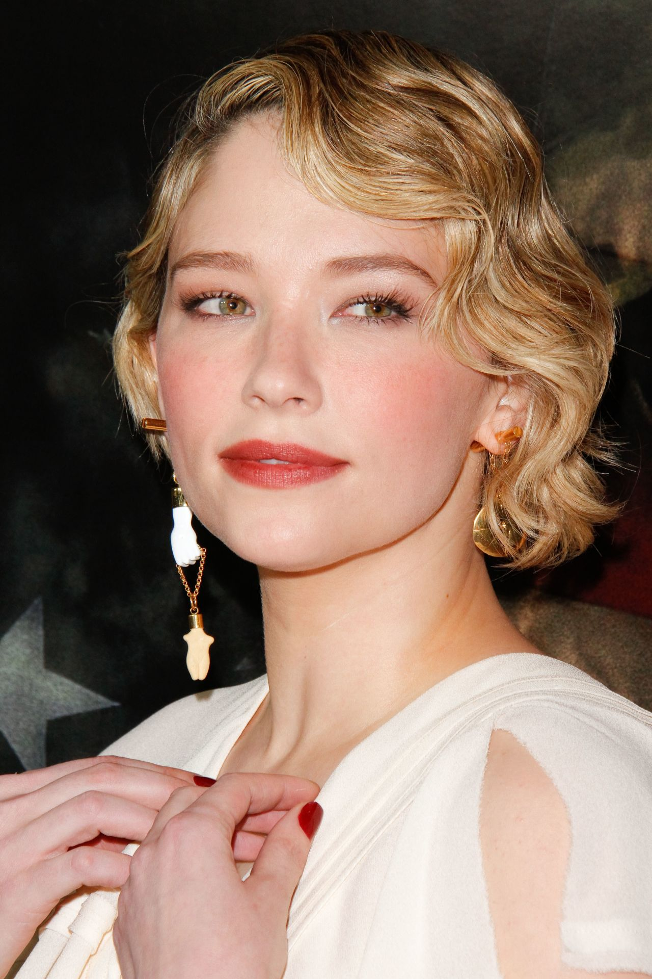 Haley Bennett Thank You For Your Service Premiere In Los Angeles Celebmafia