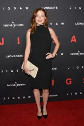 "Hannah Emily Anderson – ""Jigsaw"" Red Carpet in Los Angeles"