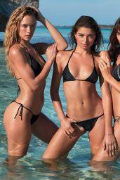 "Hannah Ferguson Bikini Photos - ""Würth Modelkalender 2018"" Calender 2018"