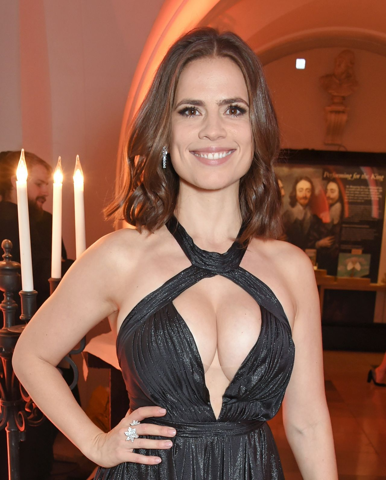 hayley atwell nackt
