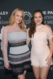 """Hayley Orrantia – """"The Goldbergs"""" 100th Episode Celebration in Beverly Hills"""