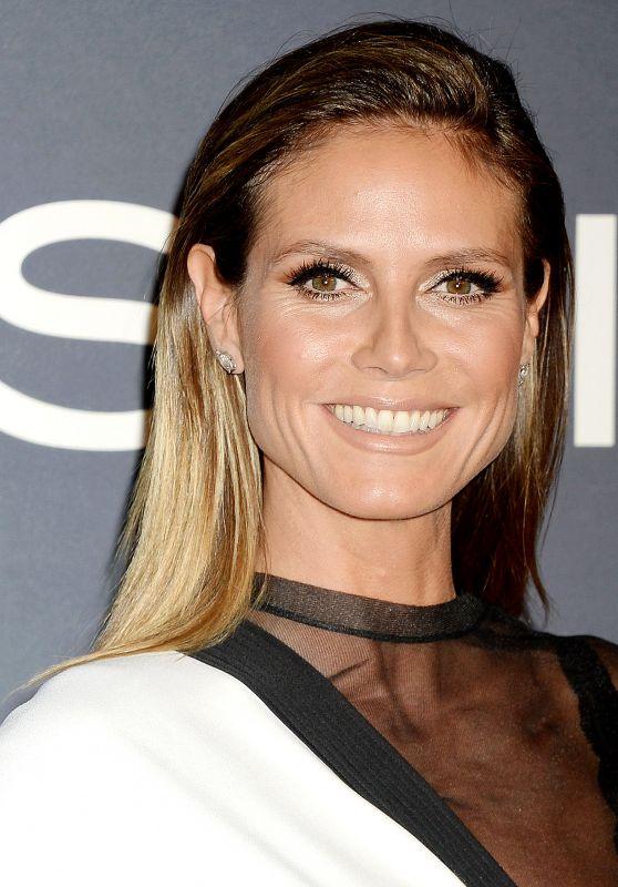 Heidi Klum – InStyle Awards 2017 in Los Angeles