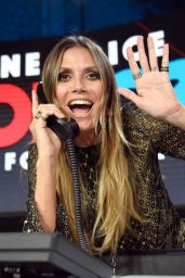 "Heidi Klum – ""One Voice: Somos Live!"" Concert For Disaster Relief in Los Angeles 10/14/2017"