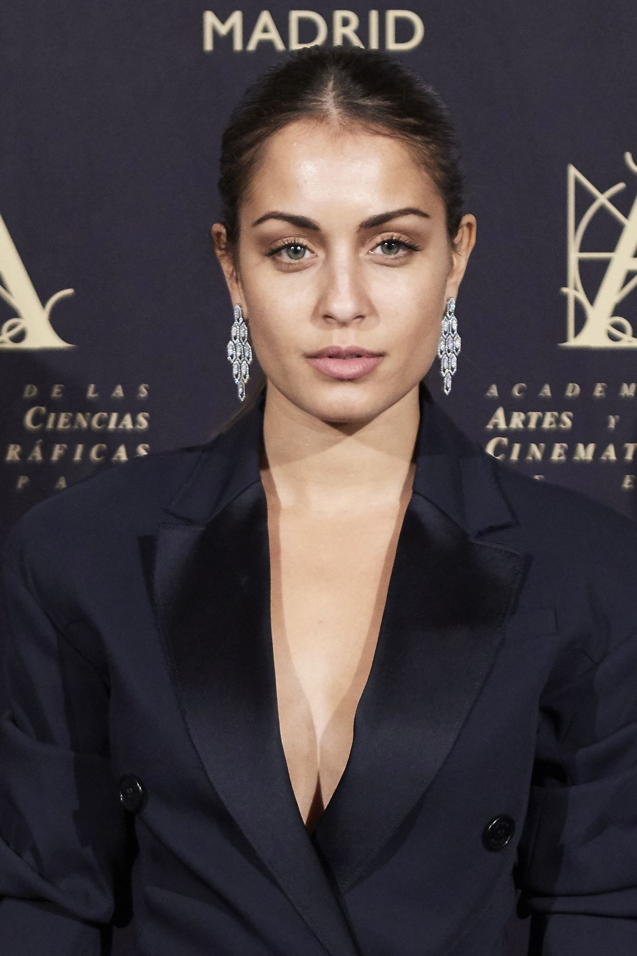 Hiba Abouk – Academy of Motion Picture Arts and Sciences Photocall in Madrid 10/09/2017