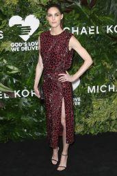 "Hilary Rhoda – God's Love We Deliver ""Golden Heart Awards""in New York 10/16/2017"
