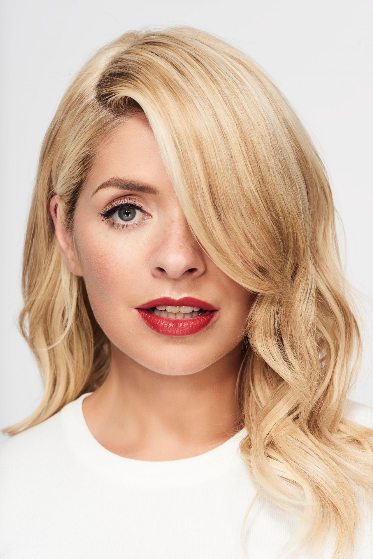 Holly Willoughby Diet Coke Campaign Photoshoot October 2017