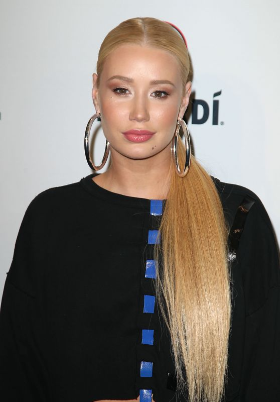 Iggy Azalea – TIDAL X: Brooklyn Benefit Concert in New York 10/17/2017