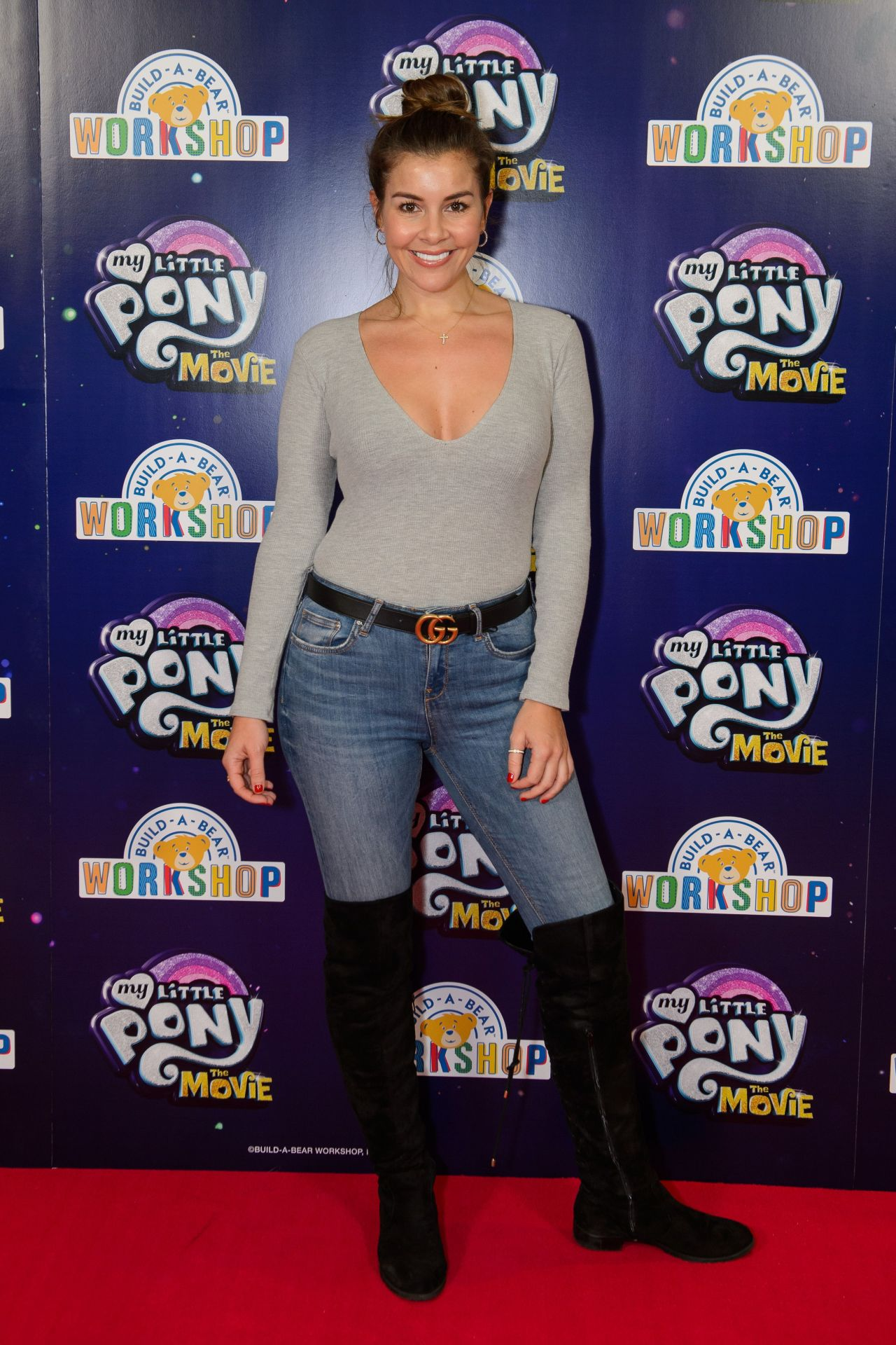 "Imogen Thomas – ""My Little Pony The Movie"" Movie Screening in London 10/15/2017"