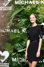 "Ine Neefs – God's Love We Deliver ""Golden Heart Awards""in New York 10/16/2017"