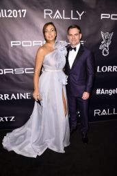 Ingrid Vandebosch – Cancer Research Angel Ball in New York 10/23/2017