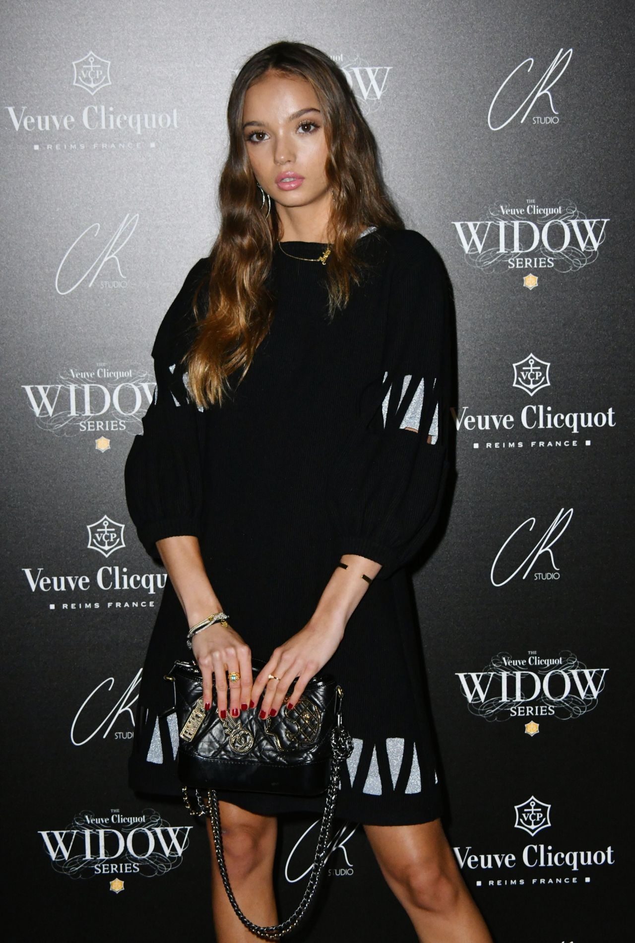 Inka Williams – The Veuve Clicquot Widow Series VIP Launch Party in London