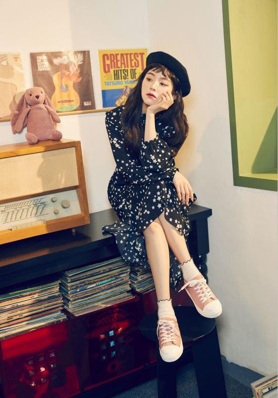 Irene (Red Velvet) - Photoshoot for Nuovo Fall / Winter 2017
