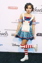 Isabela Moner – Dream Halloween 2017 Costume Party in Los Angeles