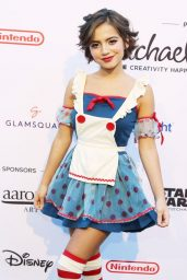 Isabela Moner – Dream Halloween 2017 Costume Party in Los Angeles