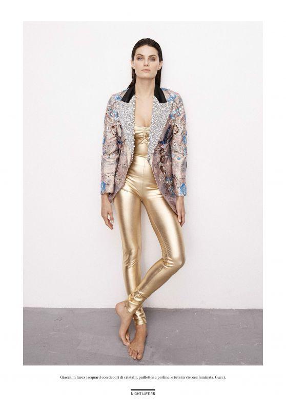 Isabeli Fontana - Io Donna Fashion Issue, October 27th 2017