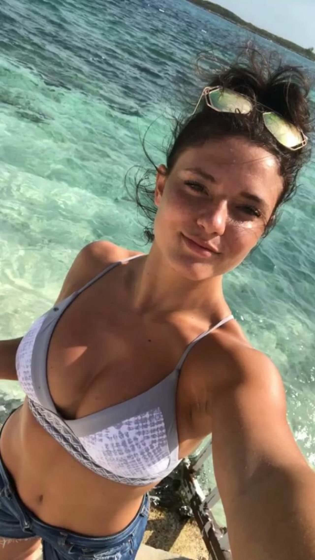 Jade Chynoweth - Social Media Images and Videos, October 2017