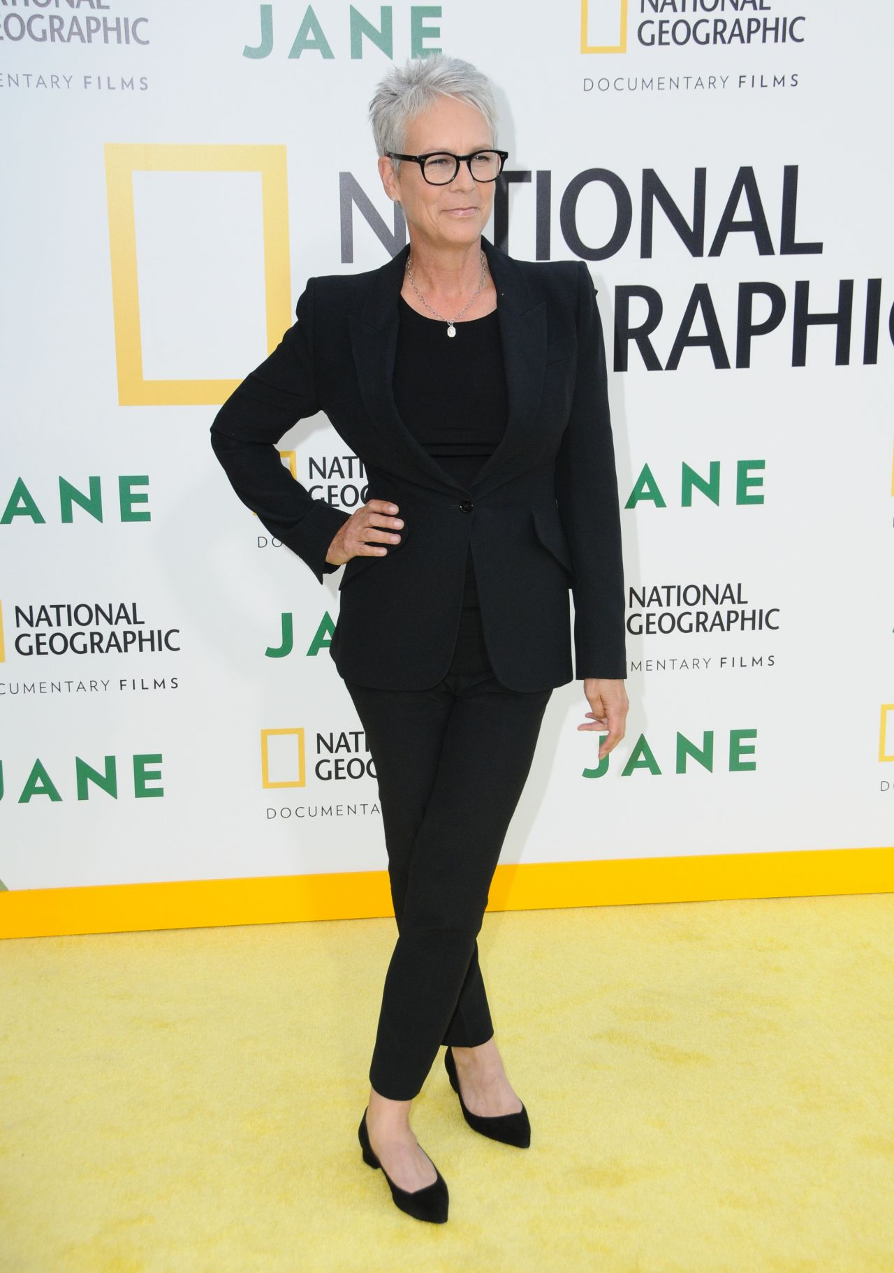 "Jamie Lee Curtis – National Geographic Documentary Film's ""Jane"" Premiere in LA 10/09/2017"