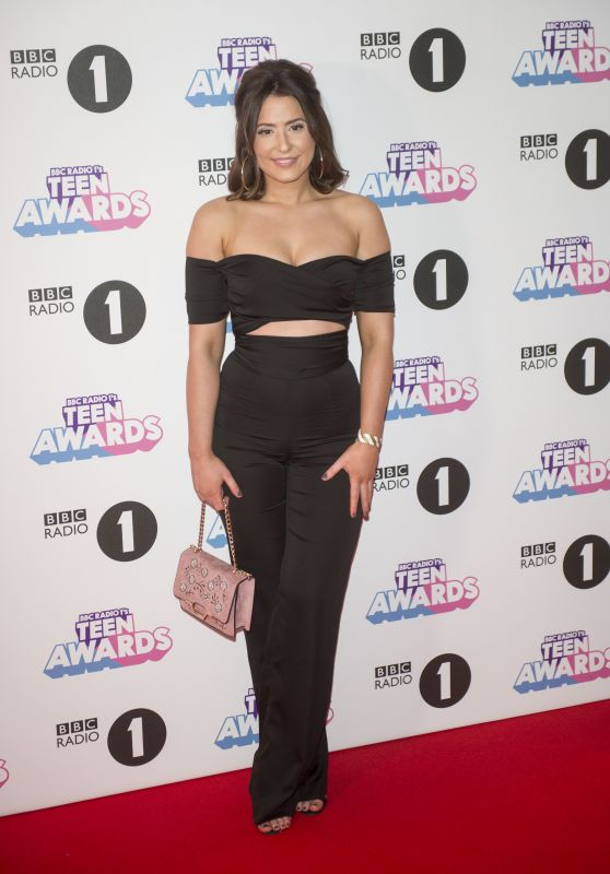 Jasmine Armfield – BBC Radio 1 Teen Awards 2017 in London
