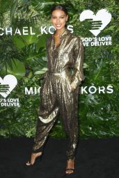 "Jasmine Tookes – God's Love We Deliver ""Golden Heart Awards""in New York 10/16/2017"