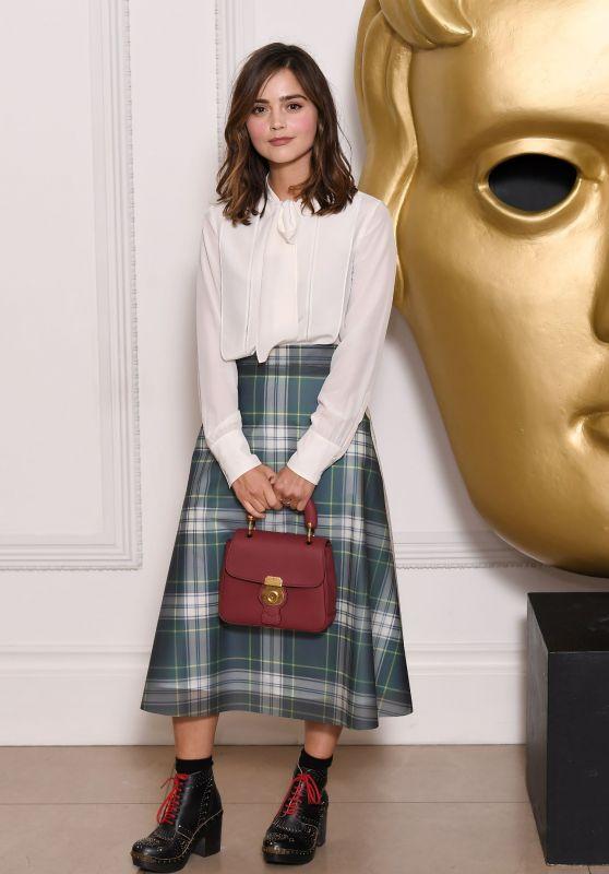 Jenna-Louise Coleman – BAFTA Breakthrough Brits in London