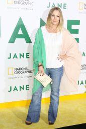 "Jennie Garth – National Geographic Documentary Film's ""Jane"" Premiere in LA 10/09/2017"