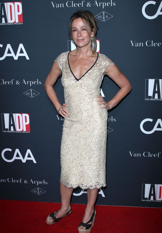 Jennifer Grey – LA Dance Project Gala in Los Angeles 10/07/2017