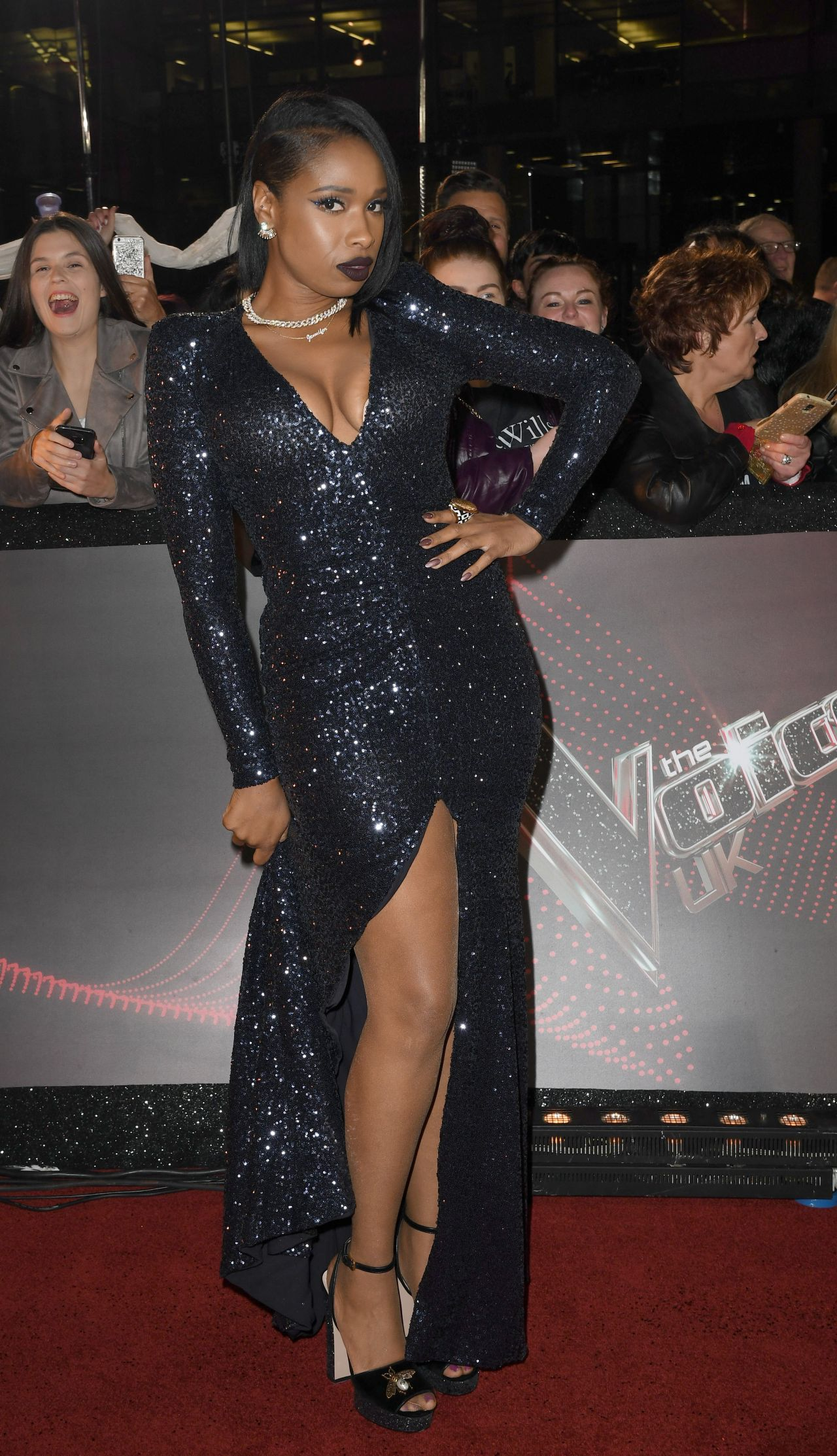 Jennifer Hudson Quot The Voice Quot Tv Show Photocall In