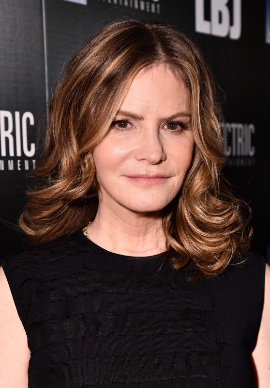 "Jennifer Jason Leigh - ""LBJ"" Premiere in Los Angeles"