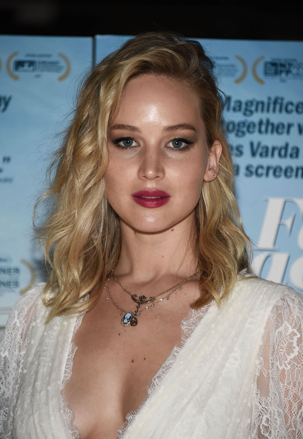 "Jennifer Lawrence - ""Faces Places"" Premiere in West Hollywood