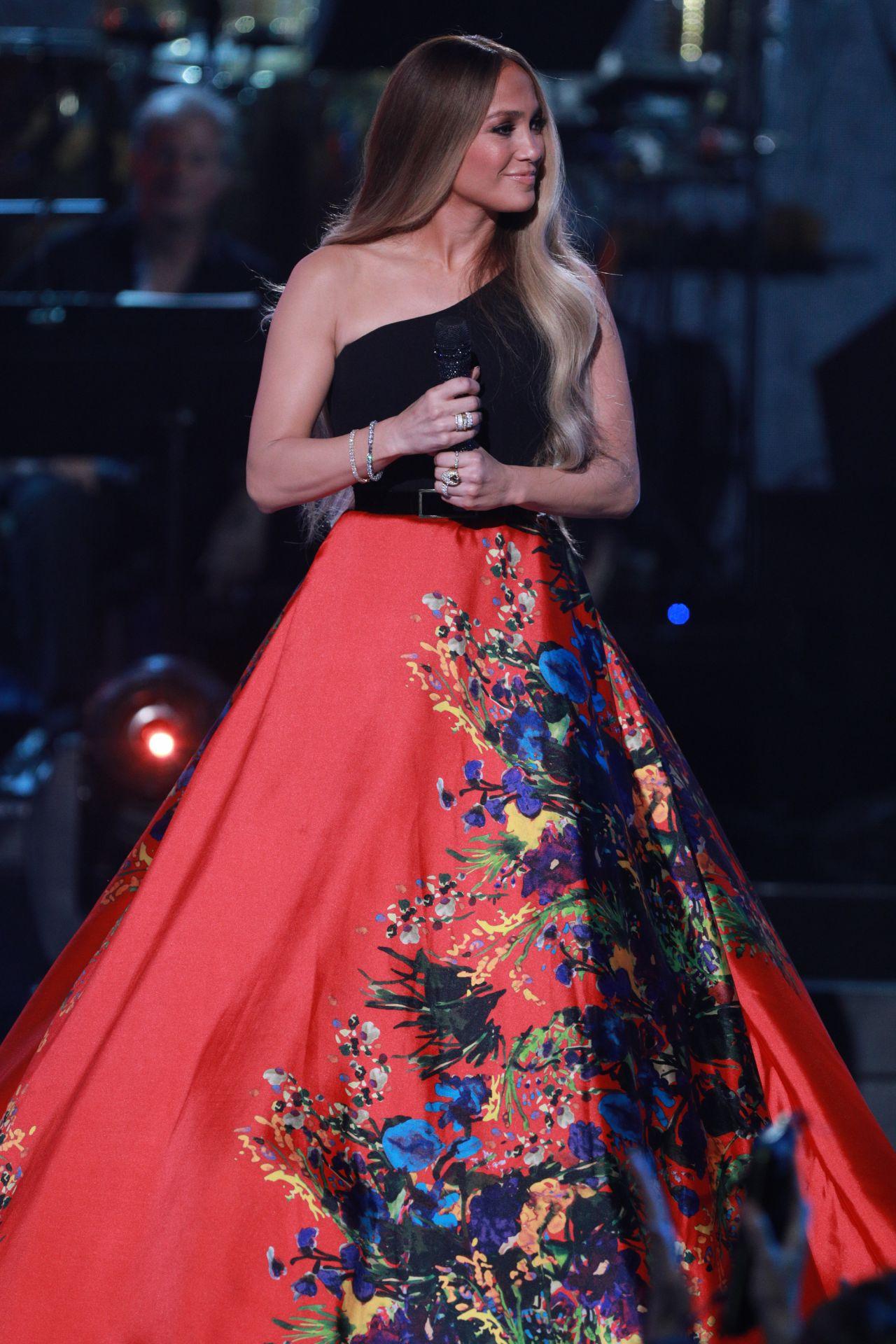 Jennifer Lopez One Voice Somos Live Concert For