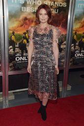 "Jennifer Morrison - ""Only The Brave"" Screening in New York City"
