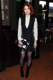 Jennifer Morrison – The Tribeca Chanel Women's Filmmaker Program Luncheon 10/17/2017