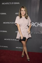 "Jennifer Veal - ""Architects Of Denial"" Premiere in Los Angeles 10/03/2017"