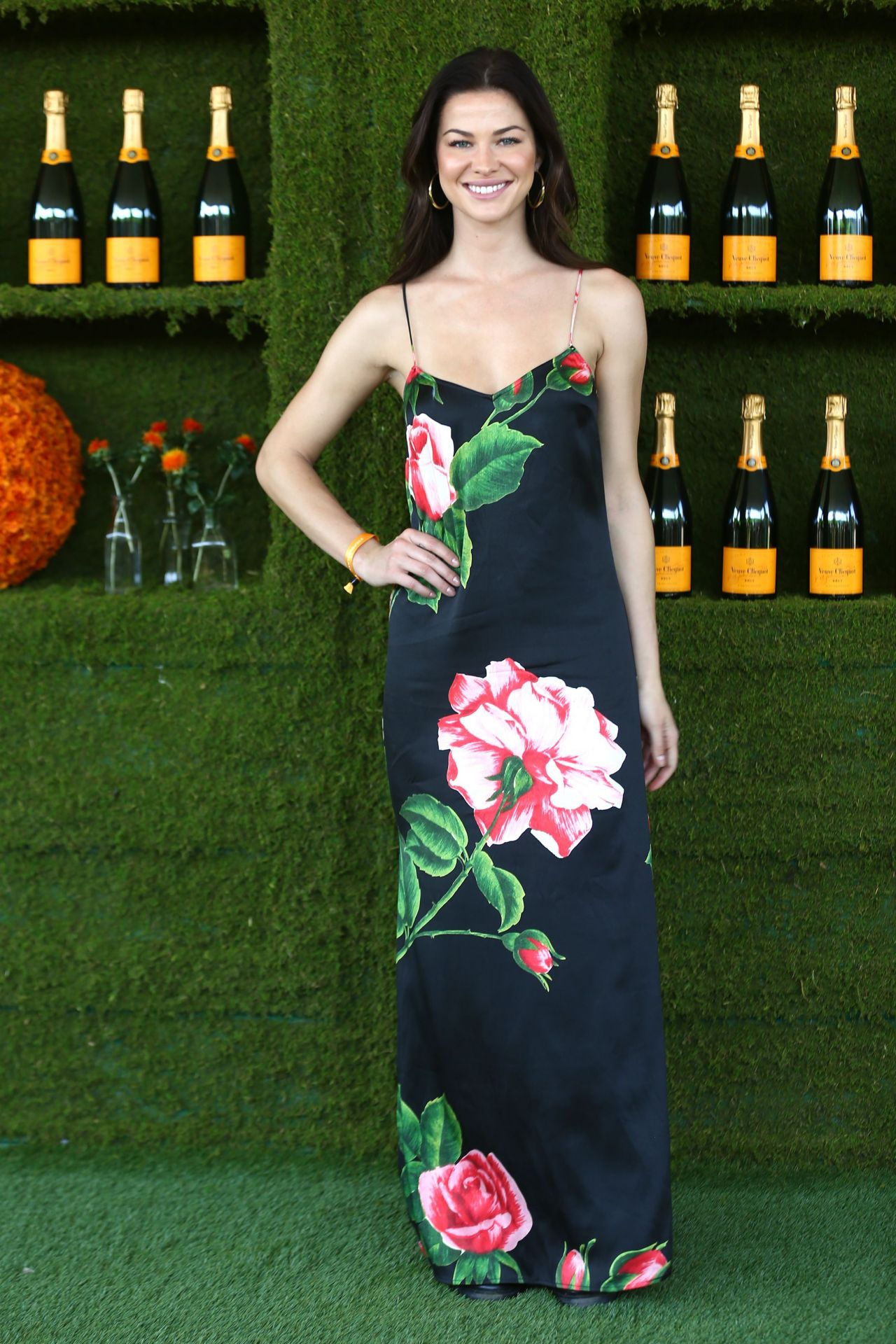 Jenny Watwood – Veuve Cliquot Polo Classic 2017 in Los Angeles
