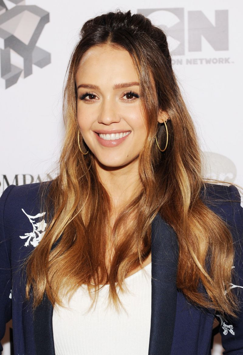 Jessica Alba - Fast Company Innovation Festival in New ...