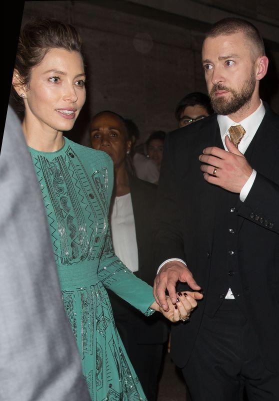 "Jessica Biel and Justin Timberlake - ""Wonderwall"