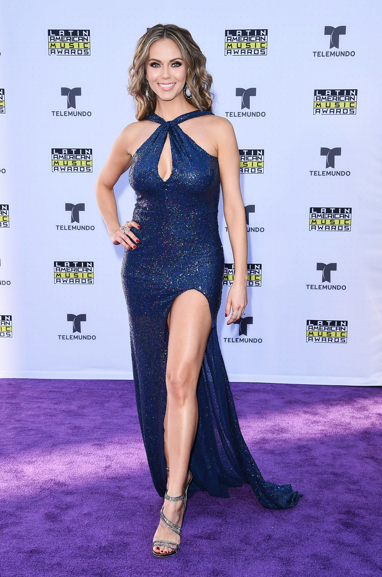 Jessica Carrillo – Latin American Music Awards 2017 in Hollywood