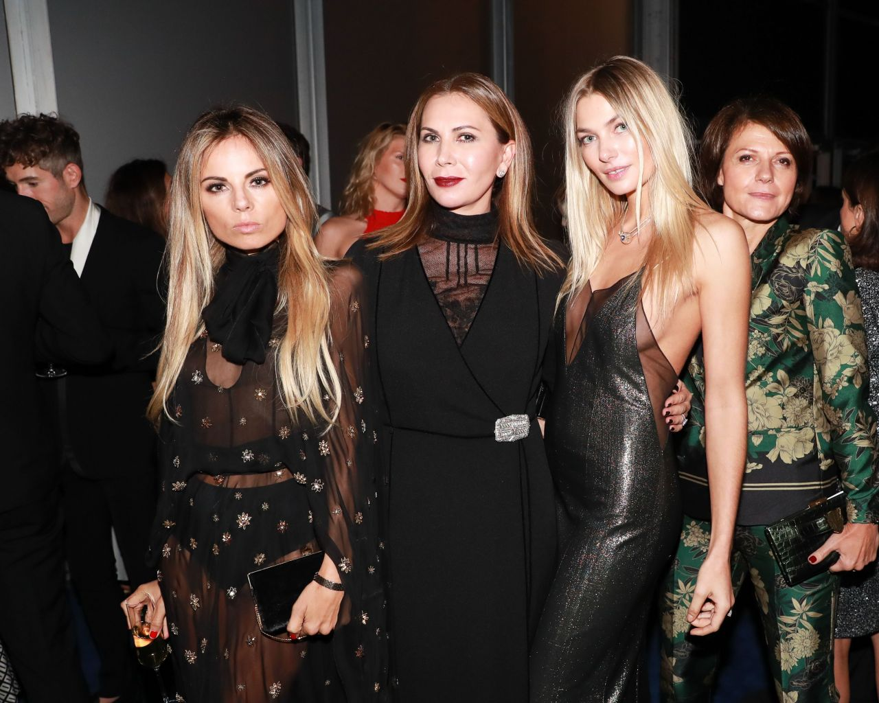 """Jessica Hart – """"Resonances de Cartier"""" Jewelry Collection Launch in NY"""